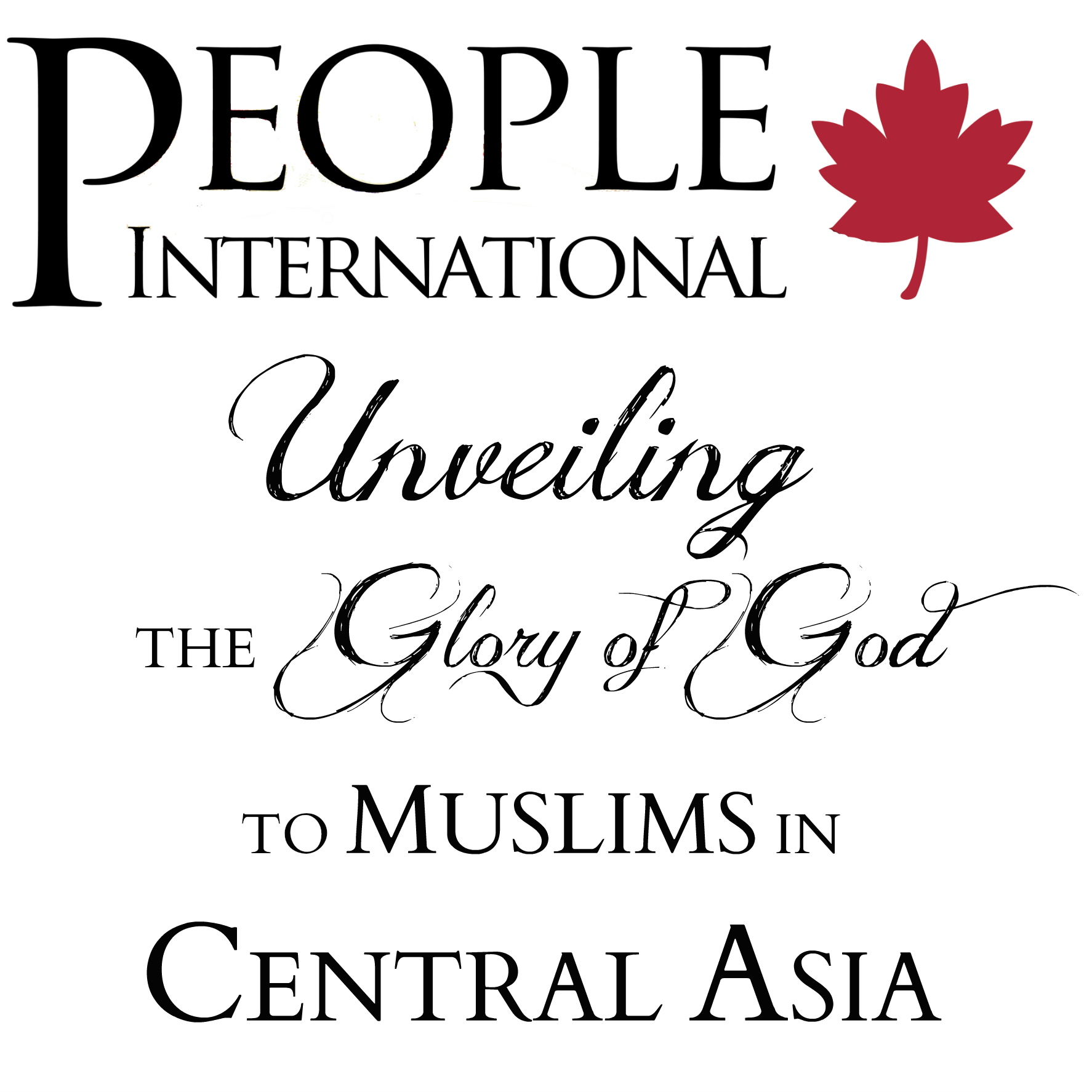 Unveiling the Glory of God to Muslims in Central Asia
